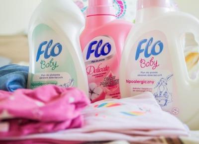Jak i w czym prać niemowlęce ubranka - Czary-Marty