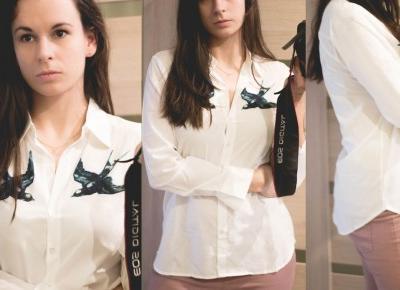 Koszulowe zamówienie z Zaful - Czary-Marty