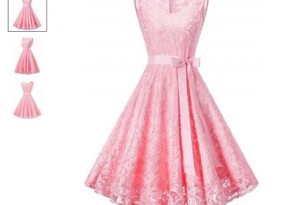 Rosegal - eleganckie sukienki - Czary-Marty