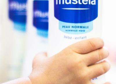 Pielęgnacja skóry dziecka z Mustella