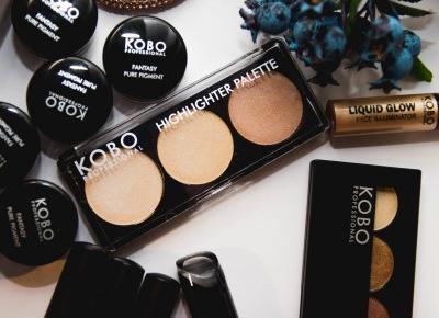 Moc kolorów lata wśród nowości do makijażu w Drogeriach Natura - KOBO Professional