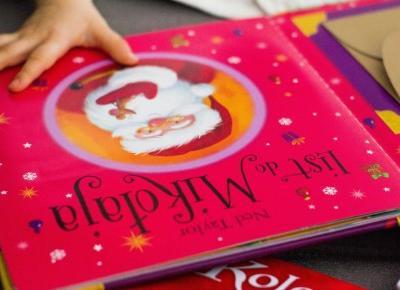 Świąteczne propozycje od Wydawnictwa Wilga - Czary-Marty