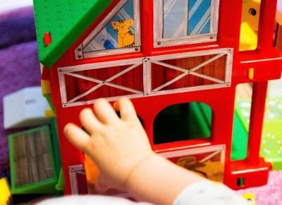Zabawa z Wader - Farma Play House - Czary-Marty