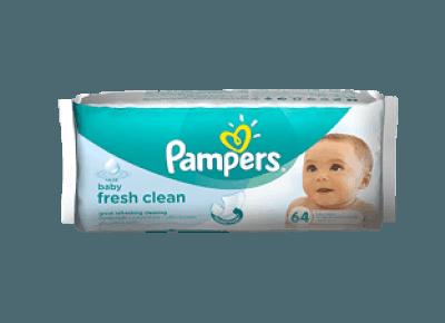 Chusteczki nawilżane dla niemowląt - porównanie - Czary-Marty