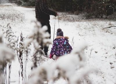 Jak ubrać dziecko na zimowy spacer?  - Czary-Marty