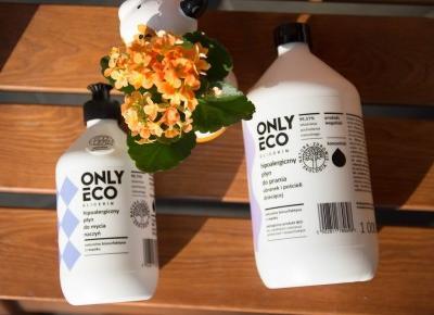 Only Eco - Hipoalergiczne środki czystości - Czary-Marty