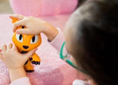 Dumel Discovery Magic Jinn Zwierzęta - zabawka, która czyta w myślach - Czary-Marty