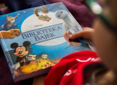 Biblioteka Bajek - Kubuś Puchatek i Disney Klasyka od Wydawnictwa Egmont - Czary-Marty