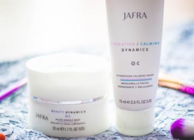 Jafra Cosmetics Poland - maseczki do twarzy - Czary-Marty