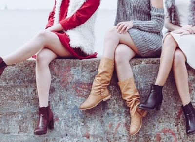 Stylowe buty na jesień i zimę - Czary-Marty