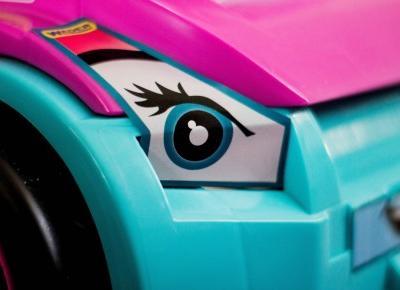 WADER Gigant truck czyli wywrotka dla dziewczynek - Czary-Marty