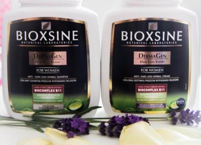 Na ratunek włosom - Bioxsine - Czary-Marty