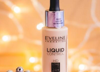 Eveline Cosmetics Liquid Control HD - podkład do twarzy, lepszy od Catrcie? - Czary-Marty