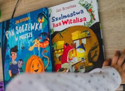 Jan Brzechwa dzieciom - Seria z niezapominajką - Czary-Marty