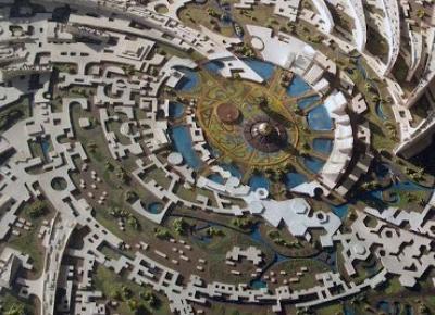 MIKROKOSMOS: Auroville - pogoń za utopią | celebruj czas wolny