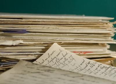 Historie listem się toczą… | celebruj czas wolny