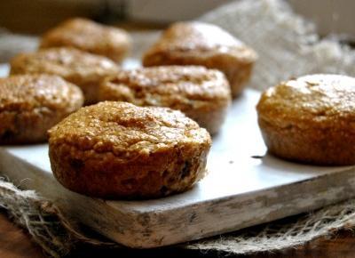 (nie)tłusty czwartek - fit muffiny z amarantusa