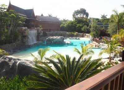 Siam Park Teneryfa - największy park wodny na świecie - recenzja