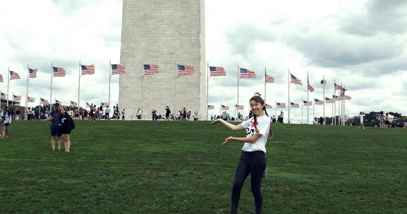 Zuzanna: Let's go to Washington