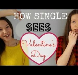 Jak single widzą Walentynki I ZUZANNAXX