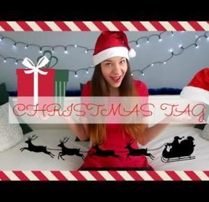 CHRISTMAS TAG l Zuzannaxx