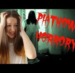 Czy Dziewczyny Boją się Horrorów? I PIĄTKOWE HORRORY #1