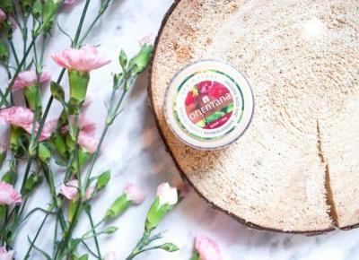 Daily Joanna - blog o weganizmie: KREM ORIENTANA Z ASHWAGANDĄ