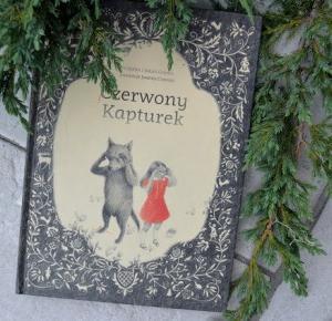 Daily Joanna: Recenzja książki ,,Czerwony Kapturek