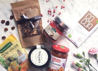 Daily Joanna: PIERWSZY HEALTH BOX