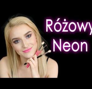 NEONOWY RÓŻ - Morphe Brushes 35N | Dajana Twardowska