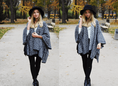 IT'S PONCHO TIME – DALENA DAILY