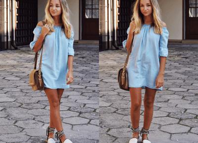 JEANS DRESS – DALENA DAILY