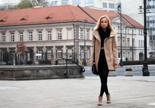 Dalena Daily: COAT TIME