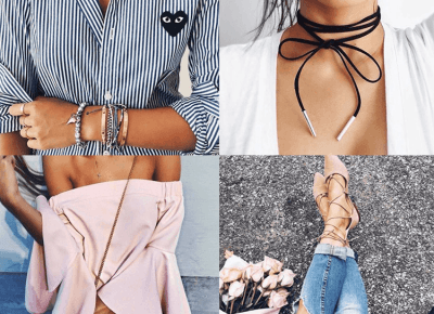 BEST 2016 TRENDS: CHOKERS, STRIPES AND MORE – DALENA DAILY