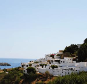 Dame Katrin: GREECE/LINDOS/RODOS