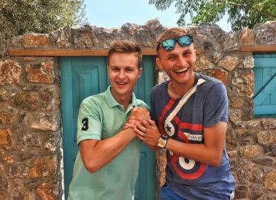 Jak podróżować w młodym wieku? | Wywiad z Mariuszem Boguckim
