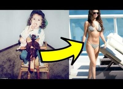 Jak zmieniła się Selena Gomez? (1996-2017)