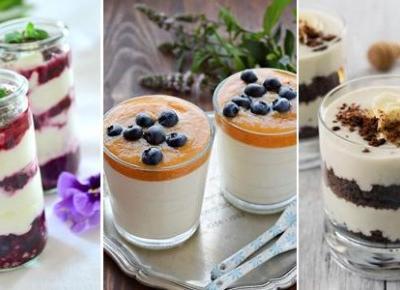 TOP 14 Pysznych Przepisów na Deser Jogurtowy