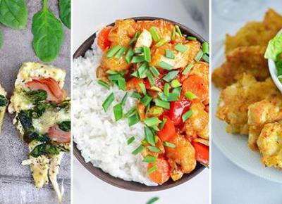 Co Dziś Gotujemy? TOP 16 Przepisów na Obiad z Kurczakiem