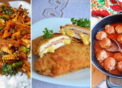 Co na Obiad? - TOP 20 Najlepszych Przepisów na Domowe Obiady