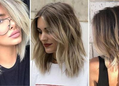 Modne Włosy do Ramion dla Blondynek - TOP 24 Inspiracje Które Musicie Zobaczyć!