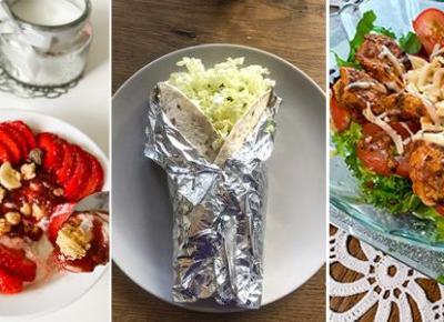 12 Pomysłów na Posiłek do Pracy - Sprawdź Nasze Ulubione Przepisy na Jedzenie do Pracy