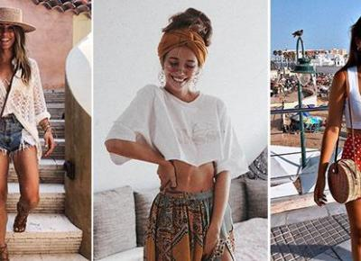 Modne Stylizacje na Lato - Zobacz w Co Się Ubrać na Lato Aby Wyglądać Stylowo!