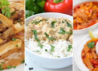 Kurczak w Sosie na 10 Sposobów - Pyszne Przepisy na Smaczny Obiad