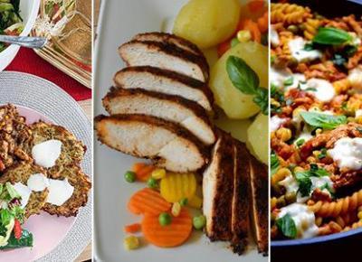 FIT Obiad w 12 Wariantach - Najlepsze Przepisy na Zdrowe i Pożywne Dania