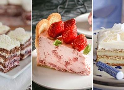 Pyszne Ciasta Bez Pieczenia - TOP 13 Przepisów Które Musicie Wypróbować!