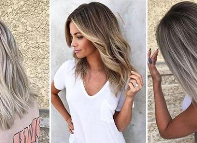 Modne Włosy dla Blondynek - TOP 18 Ciekawych Koloryzacji Które Wprawią Was w Zachwyt!