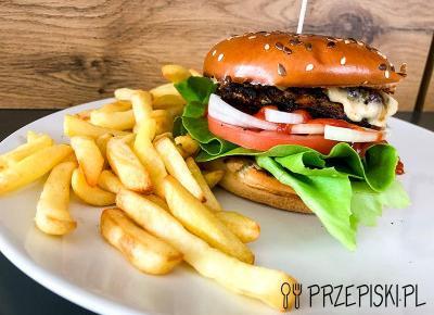 Przepis na Domowe Burgery z Frytkami