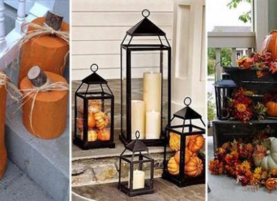 Jesienne Dekoracje do Ogrodu - Sprawdź Jak Udekorować Swój Ogród Tej Jesieni