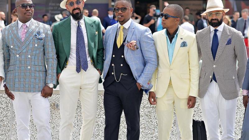 Pitti Uomo - tysiące pięknie ubranych facetów w jednym miejscu – Dandy Yourself